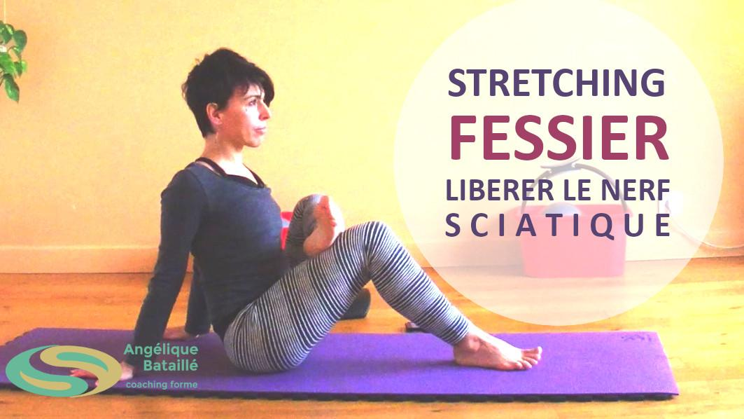 Stretching - étirement fessier