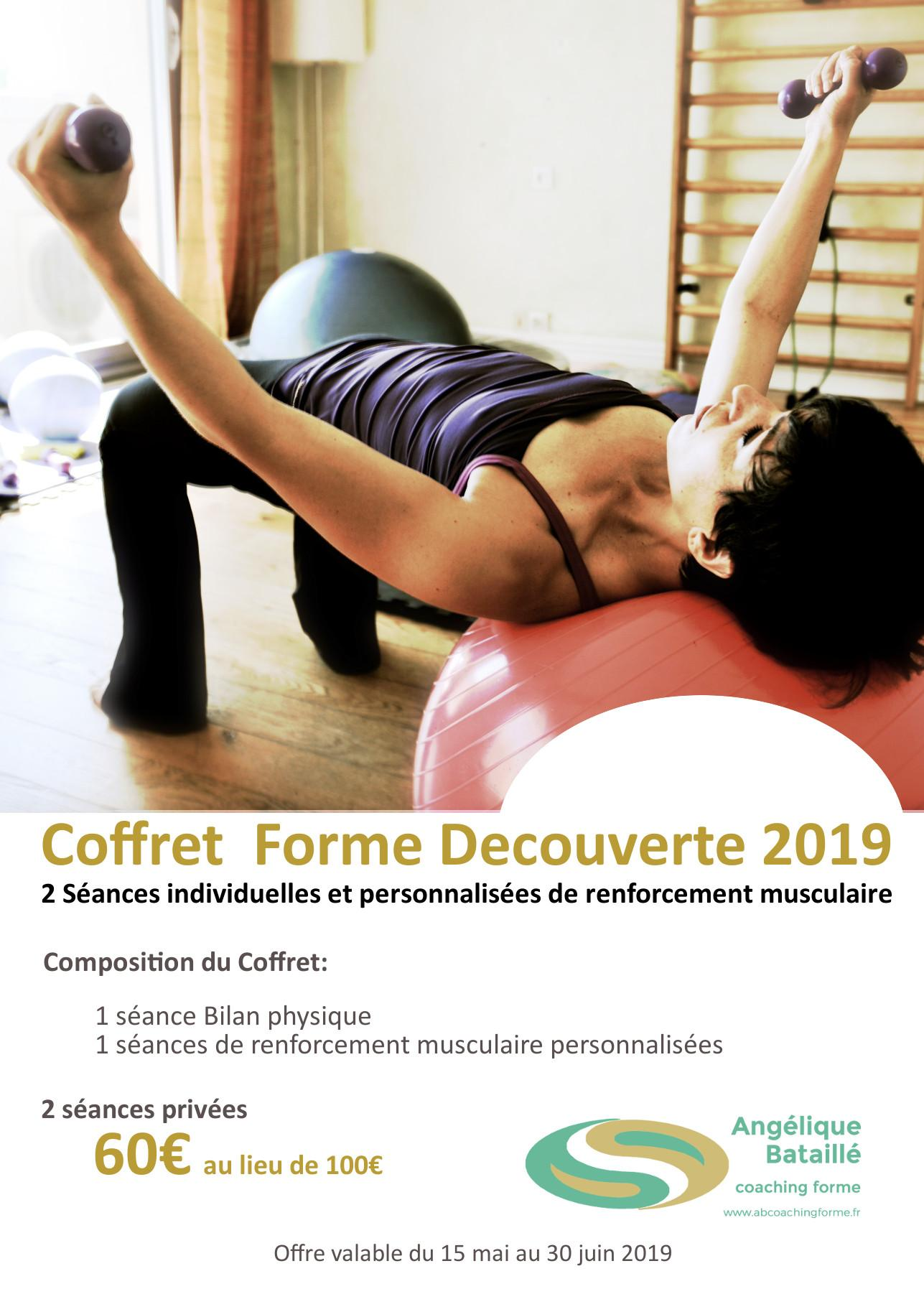 coaching forme decouverte mai 2019